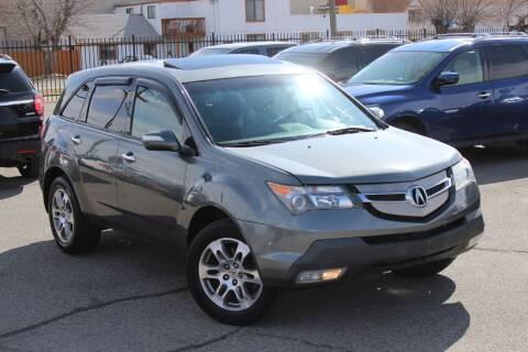 2008 Acura MDX for sale at Car Bazaar INC in Salt Lake City UT