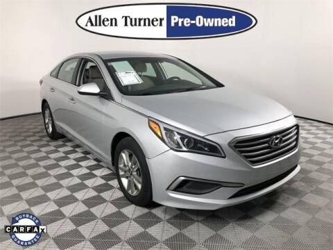 2017 Hyundai Sonata for sale at Allen Turner Hyundai in Pensacola FL