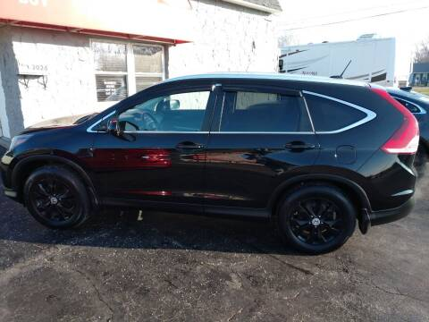 2013 Honda CR-V for sale at Economy Motors in Muncie IN