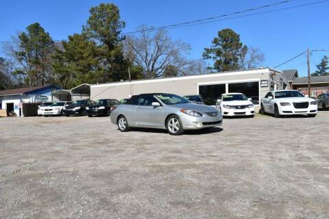 2006 Toyota Camry Solara for sale at Barrett Auto Sales in North Augusta SC