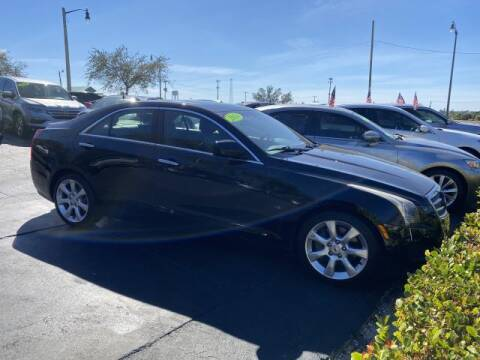 2014 Cadillac ATS for sale at Mike Auto Sales in West Palm Beach FL
