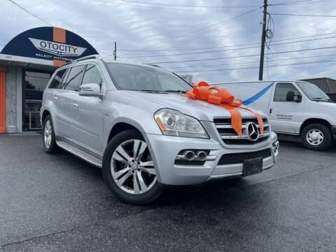 2011 Mercedes-Benz GL-Class for sale at OTOCITY in Totowa NJ