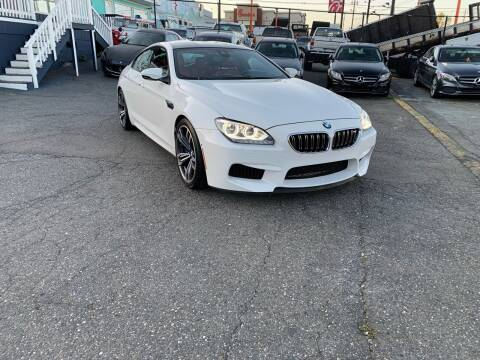 2015 BMW M6 for sale at First Union Auto in Seattle WA