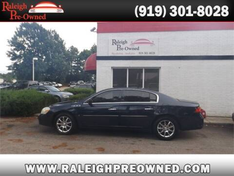 2008 Buick Lucerne for sale at Raleigh Pre-Owned in Raleigh NC