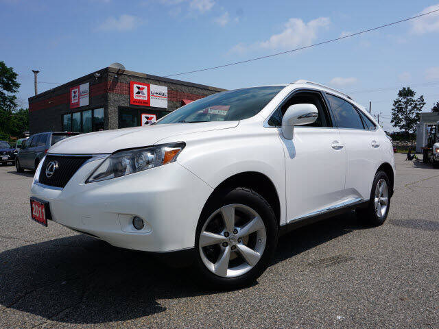 2011 Lexus RX 350 for sale at AutoCredit SuperStore in Lowell MA