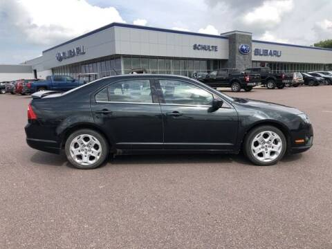 2010 Ford Fusion for sale at Schulte Subaru in Sioux Falls SD