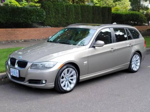 2011 BMW 3 Series for sale at JB Motorsports LLC in Portland OR