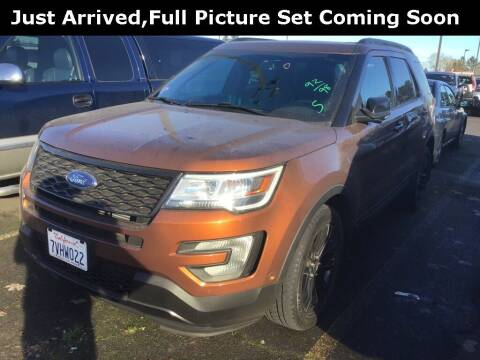 2017 Ford Explorer for sale at Royal Moore Custom Finance in Hillsboro OR