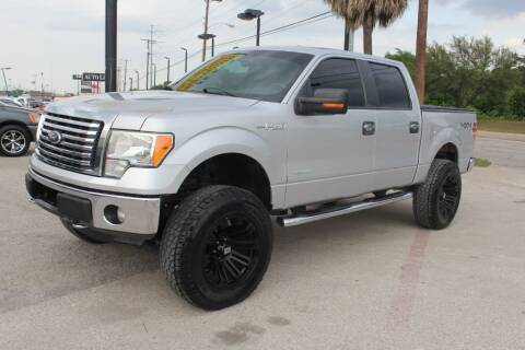2012 Ford F-150 for sale at Flash Auto Sales in Garland TX
