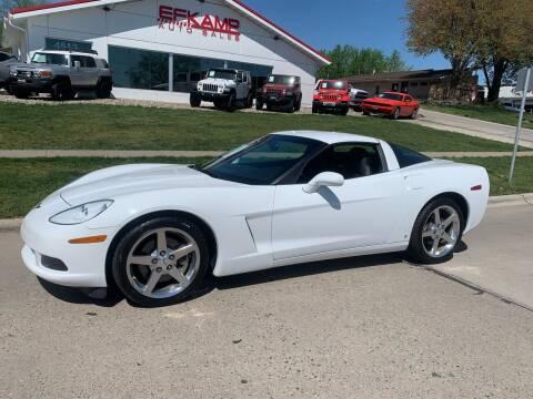 2007 Chevrolet Corvette for sale at Efkamp Auto Sales LLC in Des Moines IA