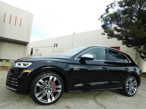 2018 Audi SQ5 for sale at Conti Auto Sales Inc in Burlingame CA