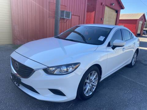 2017 Mazda MAZDA6 for sale at Pary's Auto Sales in Garland TX