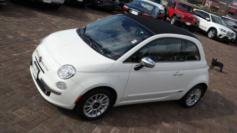 2013 FIAT 500c for sale at Cars-KC LLC in Overland Park KS