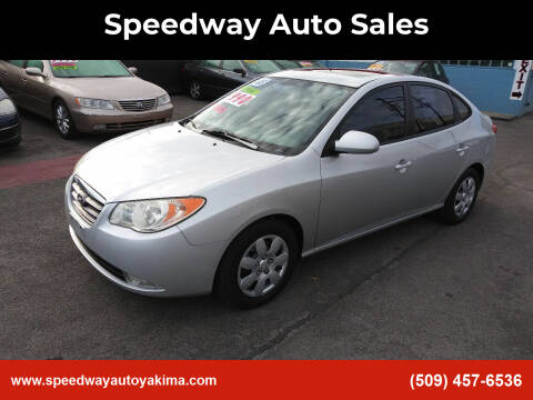2008 Hyundai Elantra for sale at Speedway Auto Sales in Yakima WA