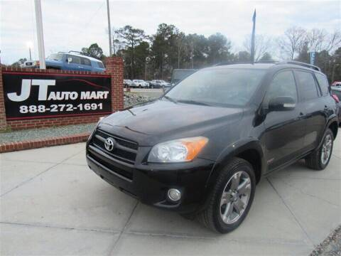 2011 Toyota RAV4 for sale at J T Auto Group in Sanford NC
