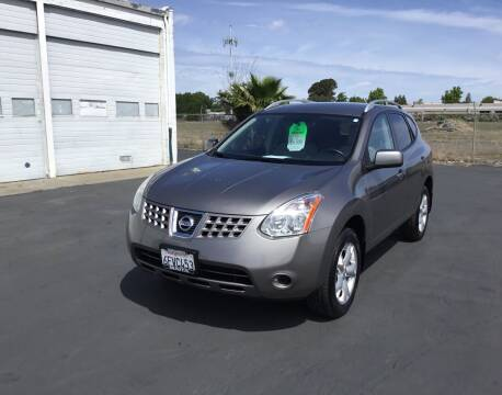 2008 Nissan Rogue for sale at My Three Sons Auto Sales in Sacramento CA