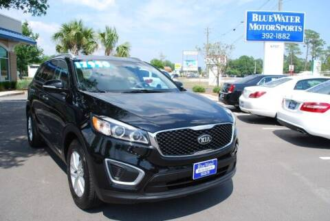 2016 Kia Sorento for sale at BlueWater MotorSports in Wilmington NC