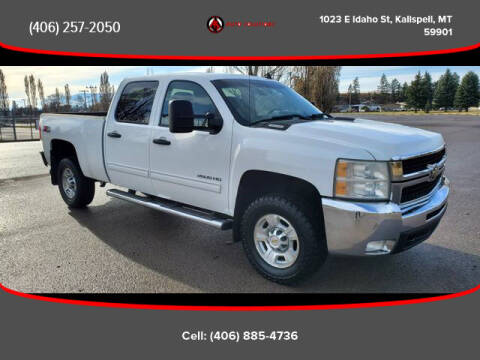 2010 Chevrolet Silverado 2500HD for sale at Auto Solutions in Kalispell MT