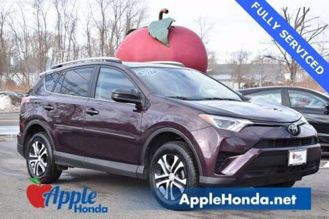 2017 Toyota RAV4 for sale at APPLE HONDA in Riverhead NY