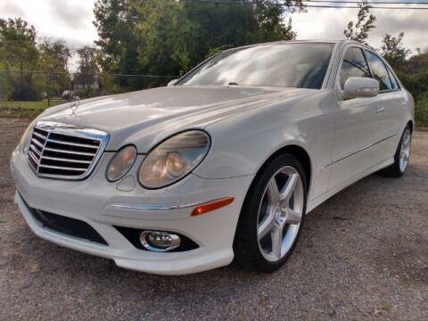 2009 Mercedes-Benz E-Class for sale at 2nd Chance Auto Sales in Montgomery AL
