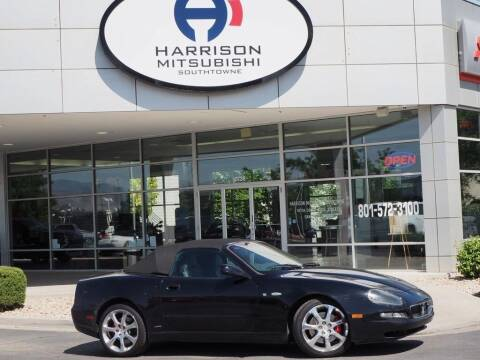 2003 Maserati Spyder for sale at Harrison Imports in Sandy UT