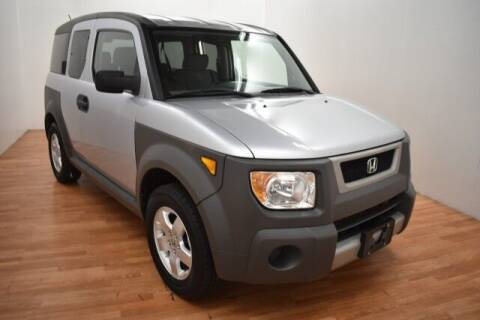 2005 Honda Element for sale at Paris Motors Inc in Grand Rapids MI