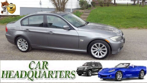 2011 BMW 3 Series for sale at CAR  HEADQUARTERS in New Windsor NY