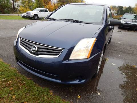 2010 Nissan Sentra for sale at PARAGON AUTO SALES in Portage MI