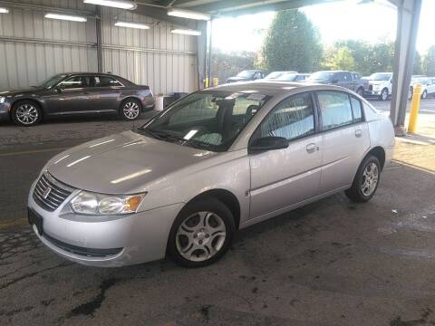 2005 Saturn Ion for sale at Angelo's Auto Sales in Lowellville OH