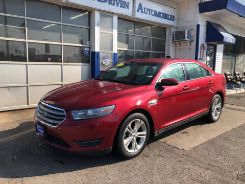 2013 Ford Taurus for sale at Jack E. Stewart's Northwest Auto Sales, Inc. in Chicago IL