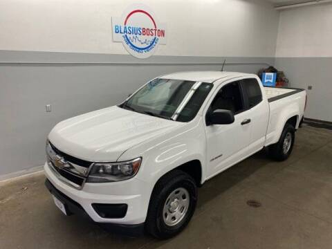 2019 Chevrolet Colorado for sale at WCG Enterprises in Holliston MA