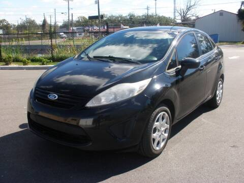 2012 Ford Fiesta for sale at VIGA AUTO GROUP LLC in Tampa FL