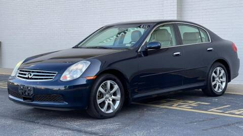 2006 Infiniti G35 for sale at Carland Auto Sales INC. in Portsmouth VA