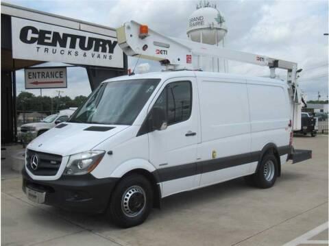 2015 Mercedes-Benz Sprinter Cargo for sale at CENTURY TRUCKS & VANS in Grand Prairie TX