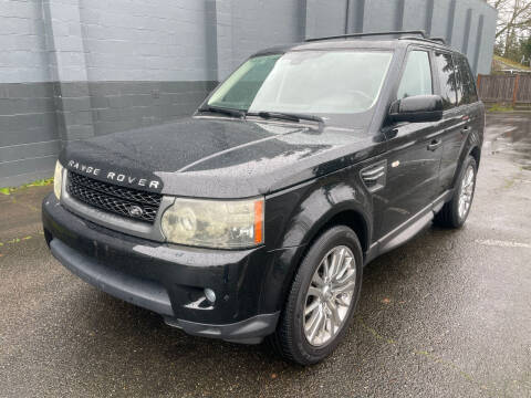 2010 Land Rover Range Rover Sport for sale at APX Auto Brokers in Lynnwood WA