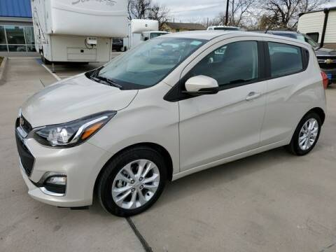 2020 Chevrolet Spark for sale at Kell Auto Sales, Inc - Grace Street in Wichita Falls TX