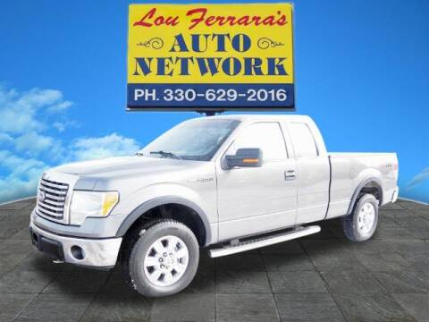 2010 Ford F-150 for sale at Lou Ferraras Auto Network in Youngstown OH