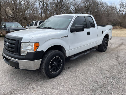 2011 Ford F-150 for sale at Empire Auto Remarketing in Shawnee OK