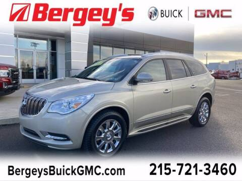 2014 Buick Enclave for sale at Bergey's Buick GMC in Souderton PA