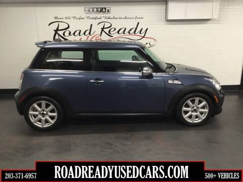 2011 MINI Cooper for sale at Road Ready Used Cars in Ansonia CT