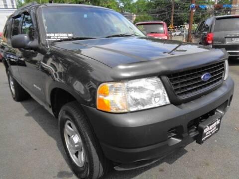 2005 Ford Explorer for sale at Yosh Motors in Newark NJ