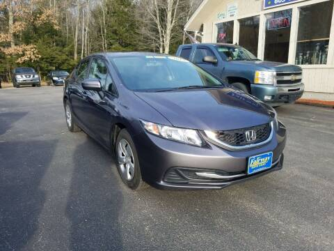 2015 Honda Civic for sale at Fairway Auto Sales in Rochester NH