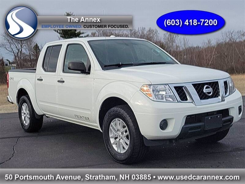 2016 Nissan Frontier for sale at The Annex in Stratham NH