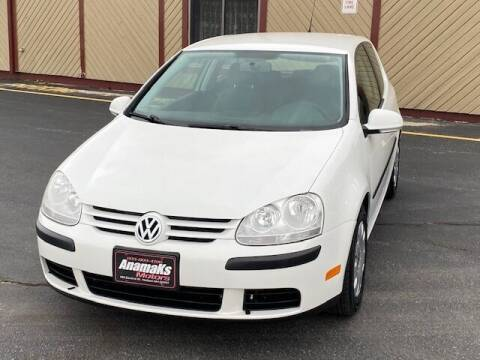 2008 Volkswagen Rabbit for sale at Anamaks Motors LLC in Hudson NH
