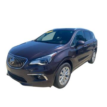 2017 Buick Envision for sale at Averys Auto Group in Lapeer MI