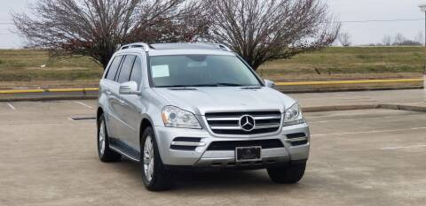 2012 Mercedes-Benz GL-Class for sale at America's Auto Financial in Houston TX