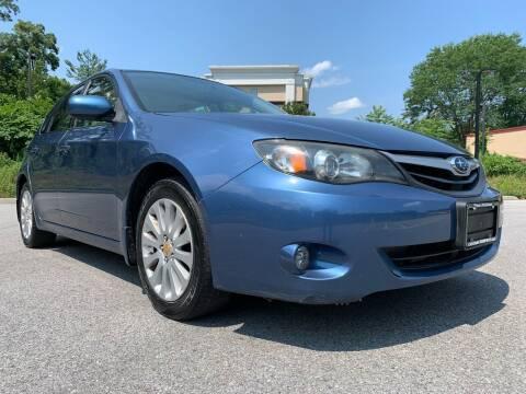 2010 Subaru Impreza for sale at Auto Warehouse in Poughkeepsie NY