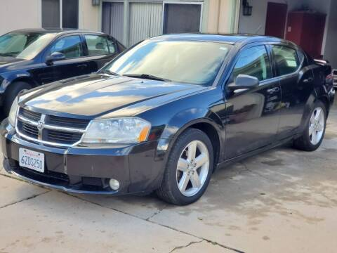 2008 Dodge Avenger for sale at Gold Coast Motors in Lemon Grove CA