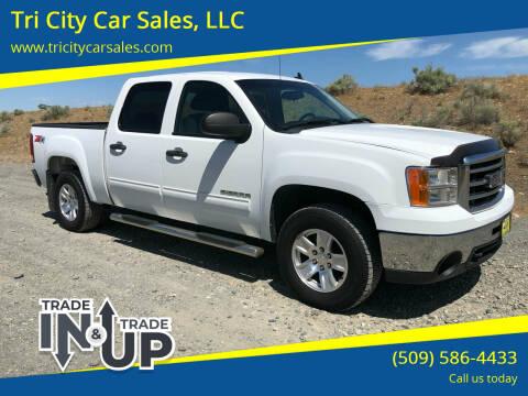 2013 GMC Sierra 1500 for sale at Tri City Car Sales, LLC in Kennewick WA