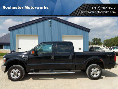 2010 Ford F-250 Super Duty for sale at Rochester Motorworks in Rochester MN